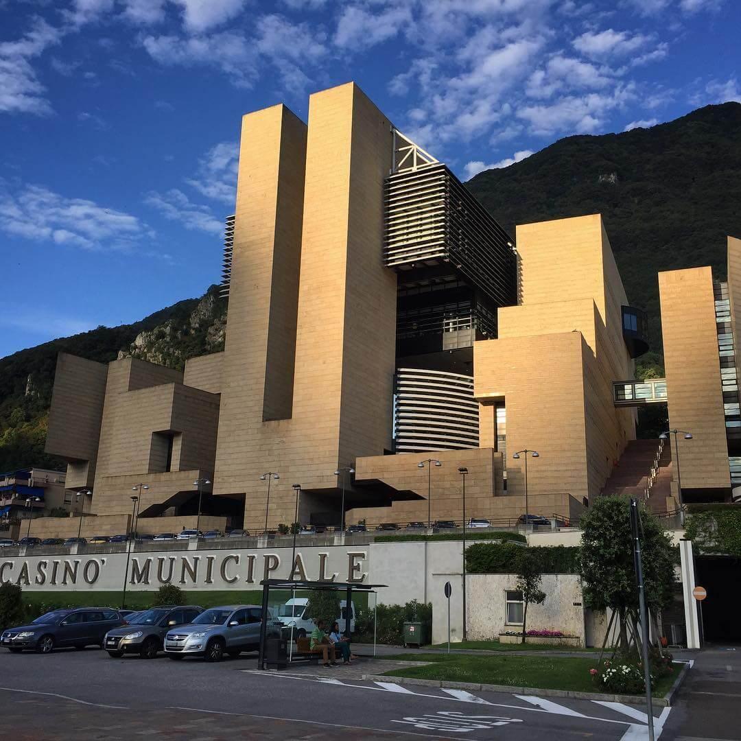 Casino Municipale Campione d'Italia - Christian Bossert